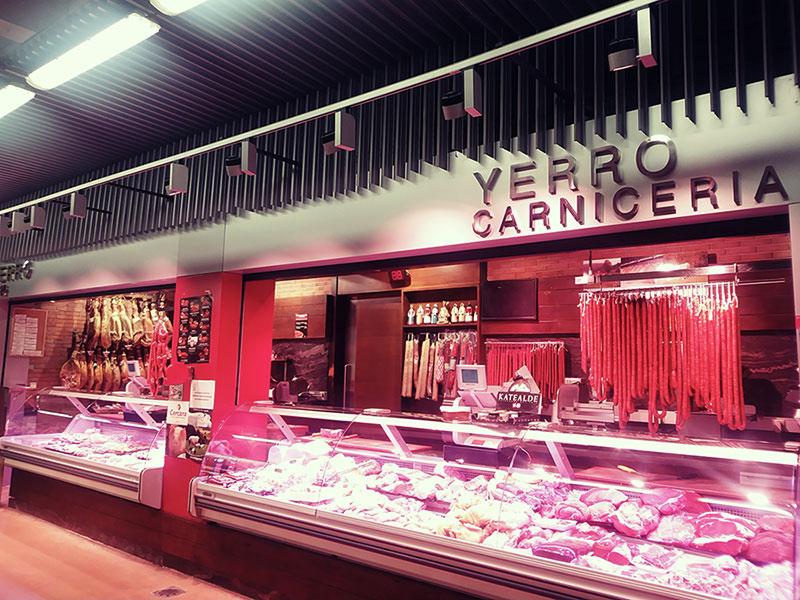 Puesto Carnicería Yerro