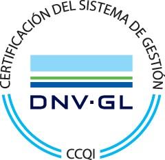 Certificación del Sistema de Gestión - CCQI